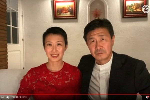 Retired Chinese soccer star urges public to overthrow CCP