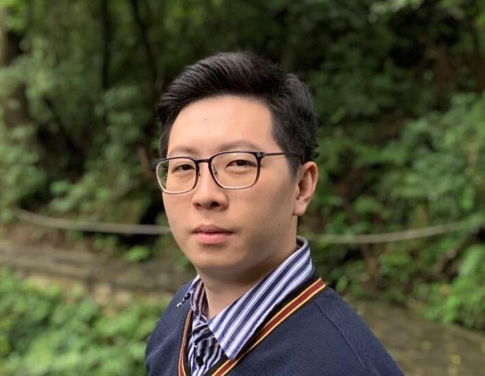 Taoyuan City DPP Councilor Wang Hao-yu (Facebook, Wang Hao-yu photo)