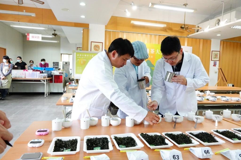 照片來源:行政院農業委員會茶業改良場提供