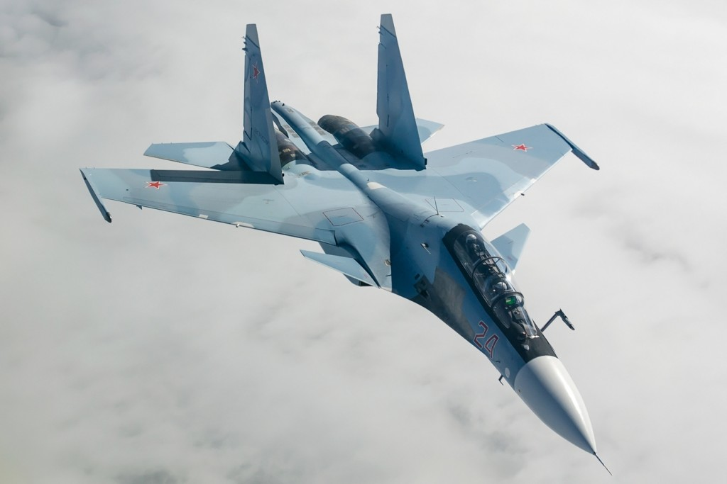 Su-30.