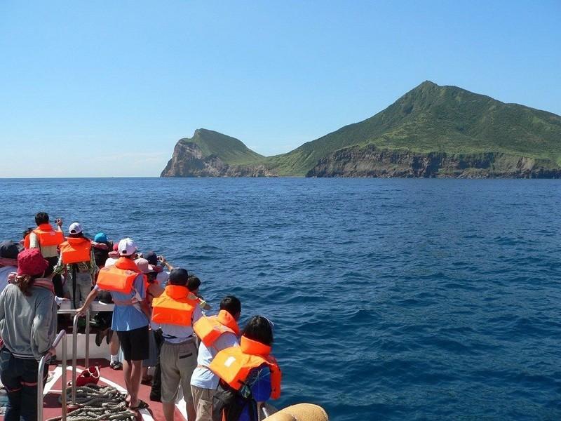 Turtle Island (Yilan Coast National Scenic Area Administration photo)