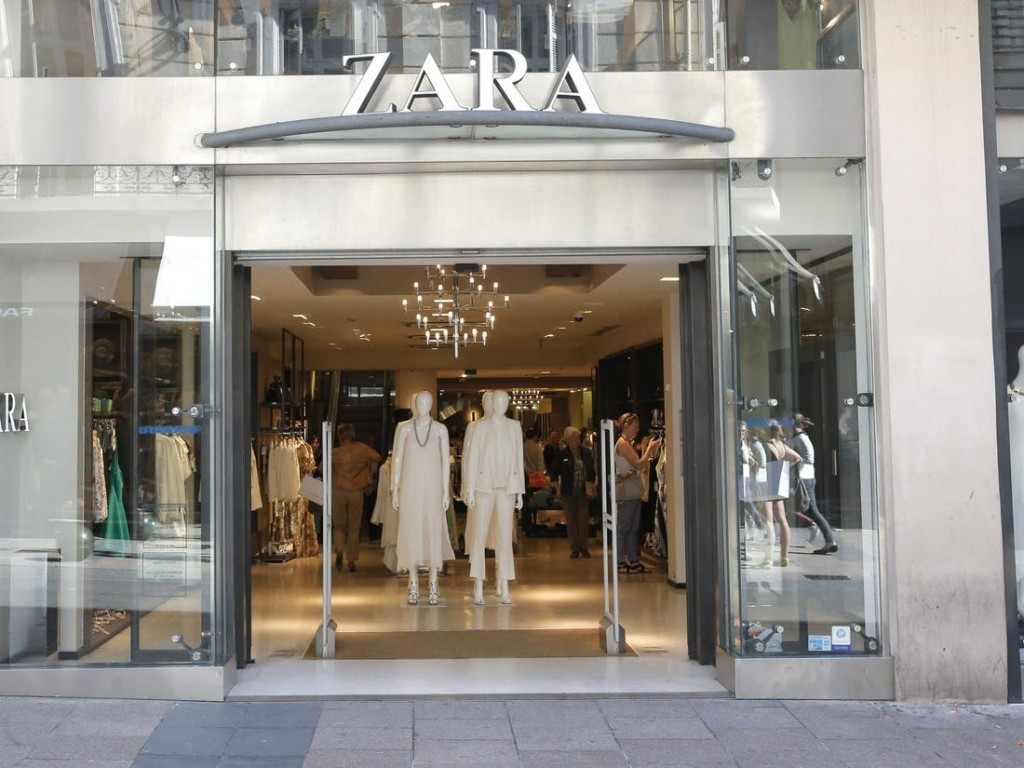 Zara owner Inditex books first-ever quarterly loss as sales tumble