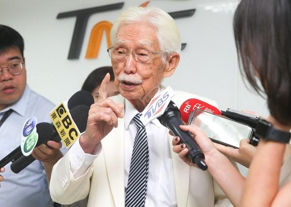 Former Presidential Office Advisor Koo Kwang-ming.