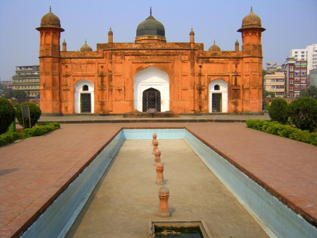Lalbagh Fort in Dhaka Bangladesh.