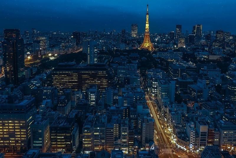 Tokyo (Pixabay photo)