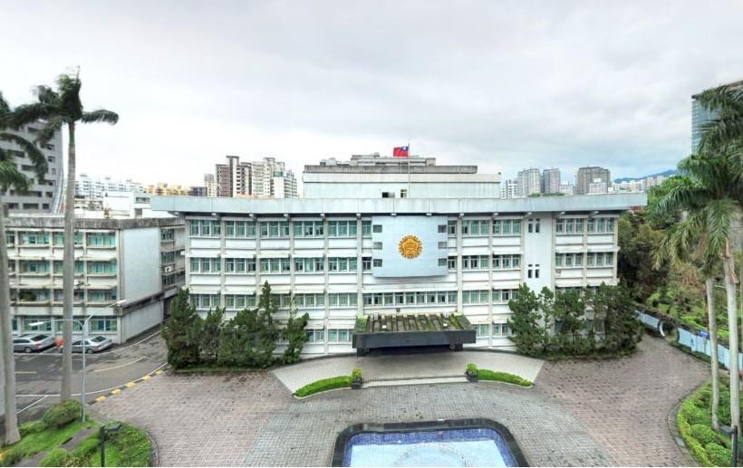 圖為調查局局本部 (取自官方網站)