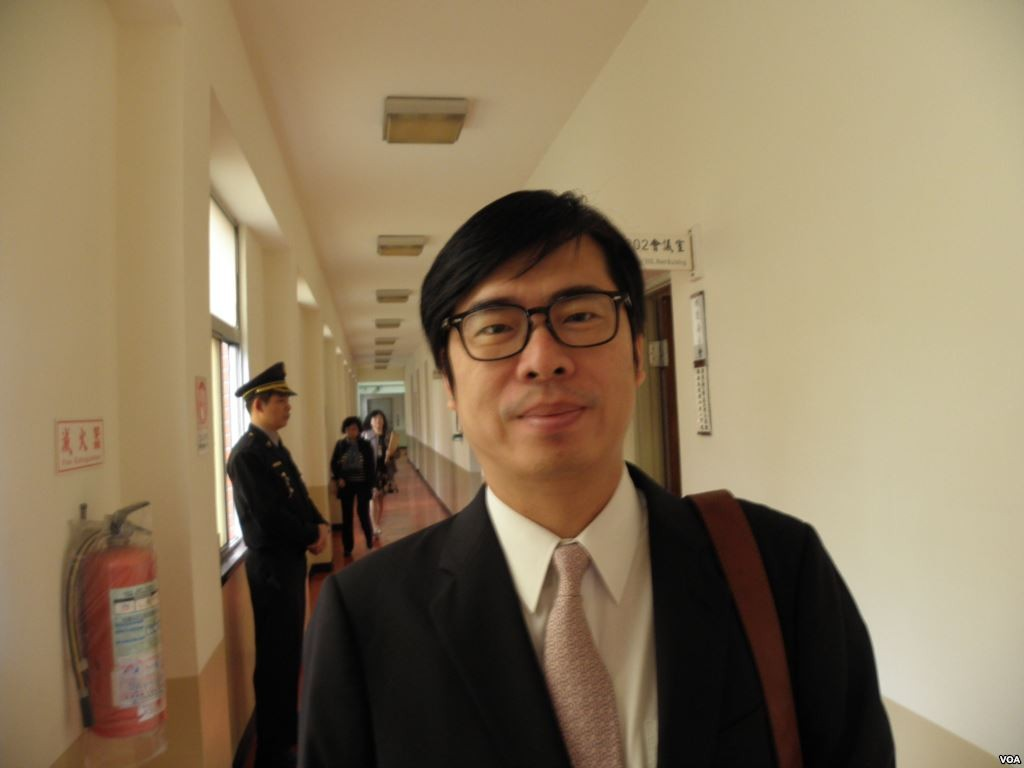DPP choice for Kaohsiung Chen Chi-mai a missed opportunity
