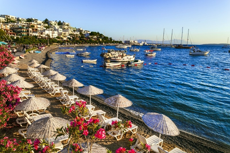 Scenery of Bodrum in Turkey (Getty Images)