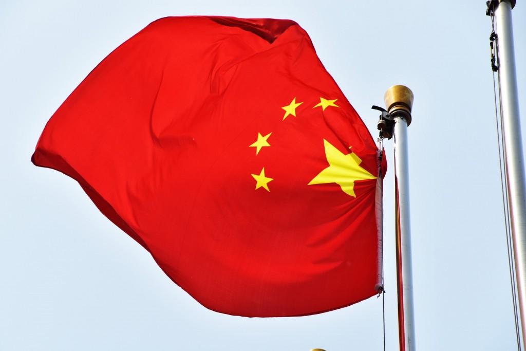 Chinese flag (Pixabay photo)