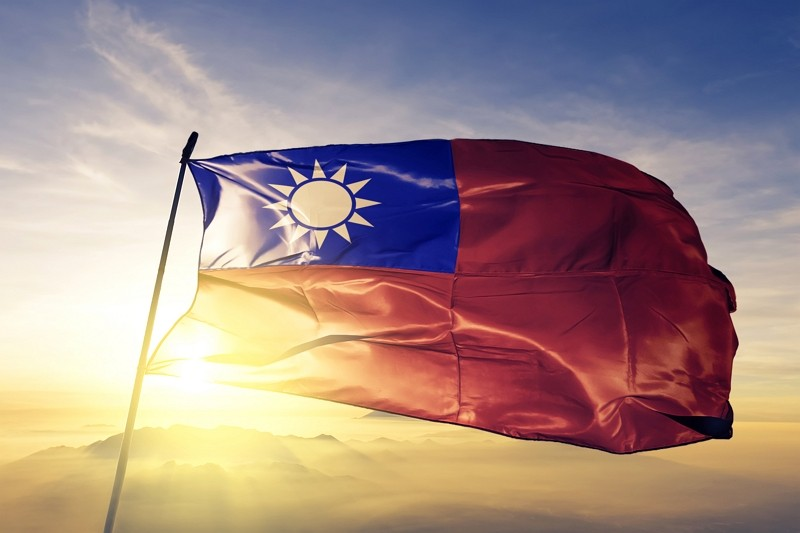 Taiwan flag (Getty Images photo)