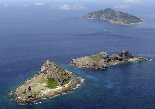 Disputed islands mark source of conflict