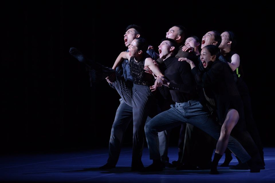 台灣編舞家蔡博丞獲法國表演藝術專業評論協會最佳新興編舞家殊榮(圖/舞團)