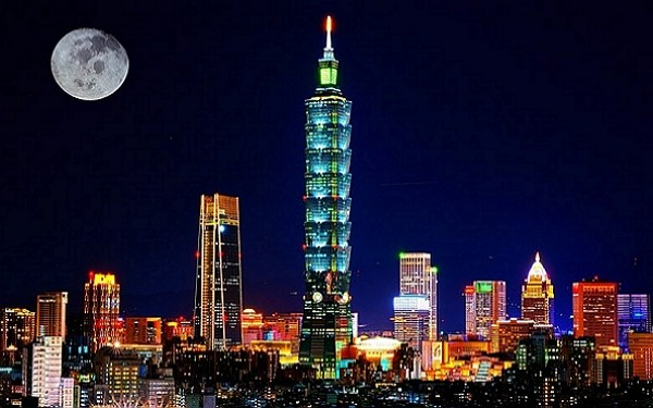 Taipei on trend to see highest outmigration rate in 23 years. (Wikicommons photo)