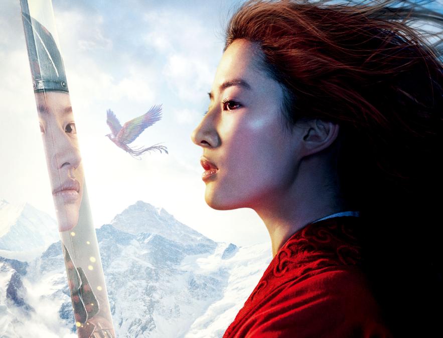 迪士尼經典動畫改編電影「花木蘭」將延後至8/21台灣上映。(圖/電影公司)