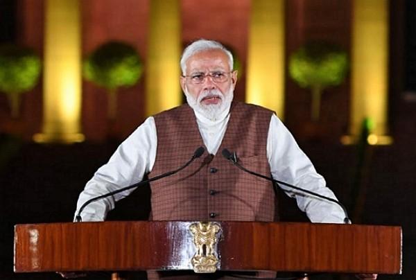 Indian Prime MinisterNarendra Modi.