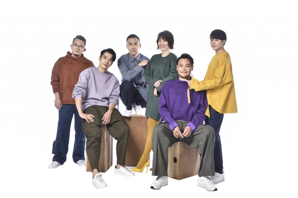 樂團「蘇打綠」頂著全新藝名「魚丁糸」宣告正式回歸。