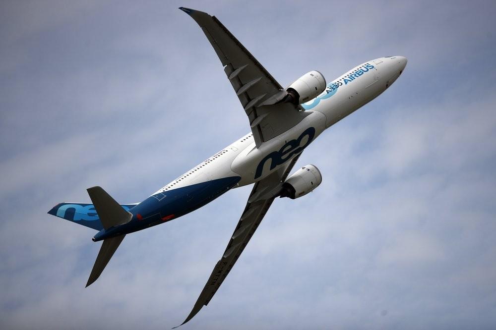 An Airbus A330