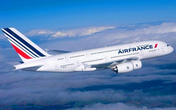 Air France forced to layoff 7,500 employees due to COVID-19. (Air France photo)