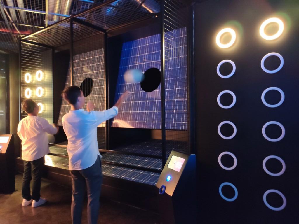 台灣電力公司打造「城市中的健身房」知性趣味兼具(圖/台灣英文新聞)