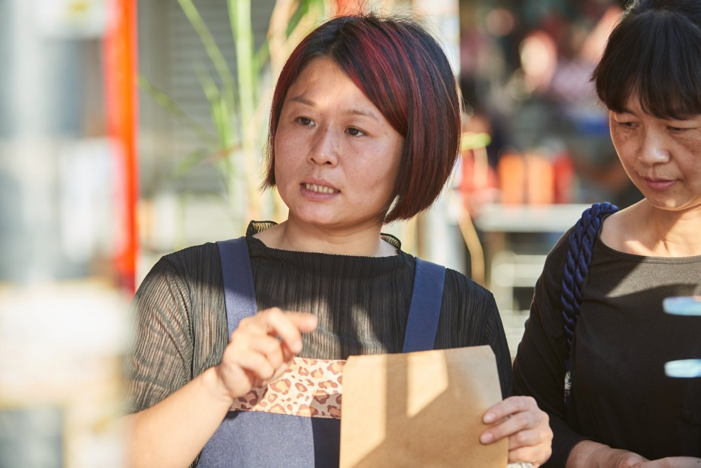新住民葉巧彬參與移民署「築夢計畫」創業甜甜圈小店(翻攝自築夢計畫臉書)