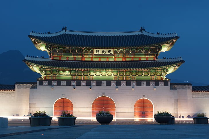 Gyeongbokgung Palace. (PickPik photo)