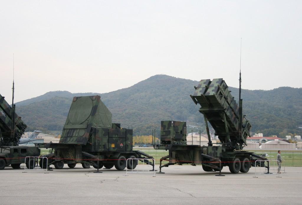 Patriot III missile system (Pixabay photo)
