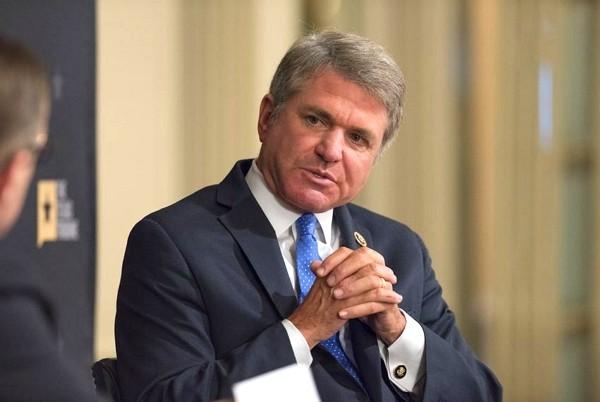 Rep. Michael McCaul. (Facebook,Michael McCaul photo)