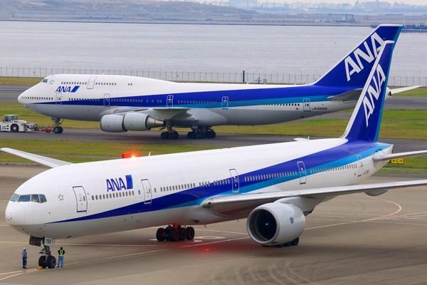 ANA to resume Taipei-Tokyo flights on Aug 3. (Wikimedia Commons photo)