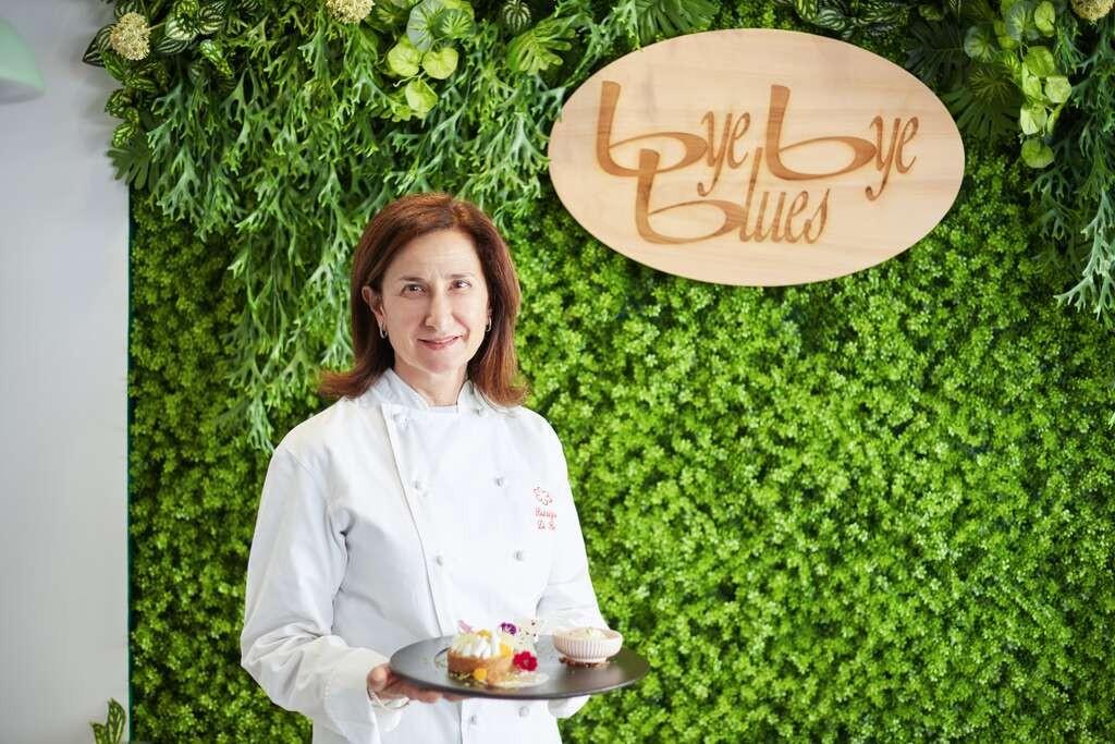 義大利西西里唯一米其林女主廚派翠西亞‧班尼狄托(Patrizia di Benedetto) 2019年海外展店在臺南(圖/ 餐廳提供)