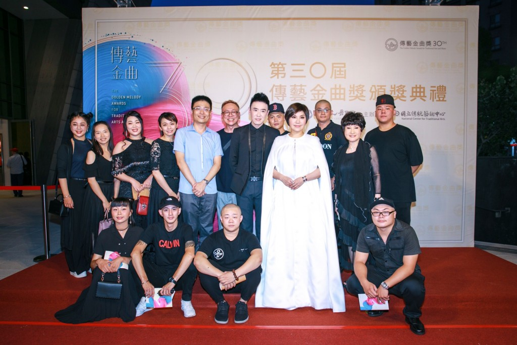 第31屆傳藝金曲獎頒獎典禮將於10月24日臺灣戲曲中心大表演廳登場。(圖/傳藝金曲獎臉書)