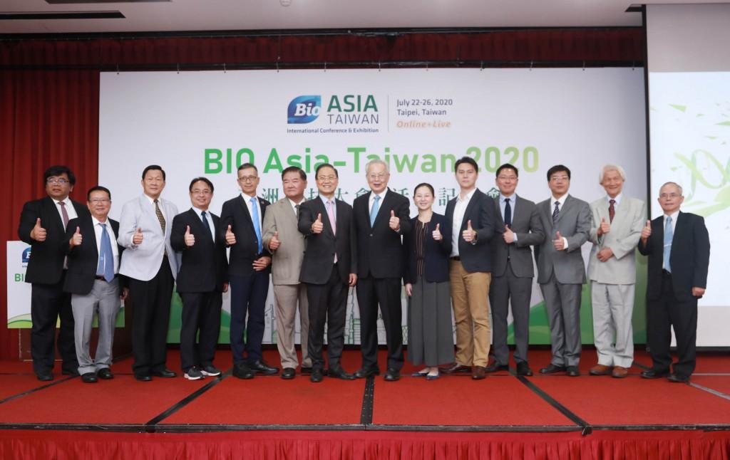 照片由台灣生物產業協會提供