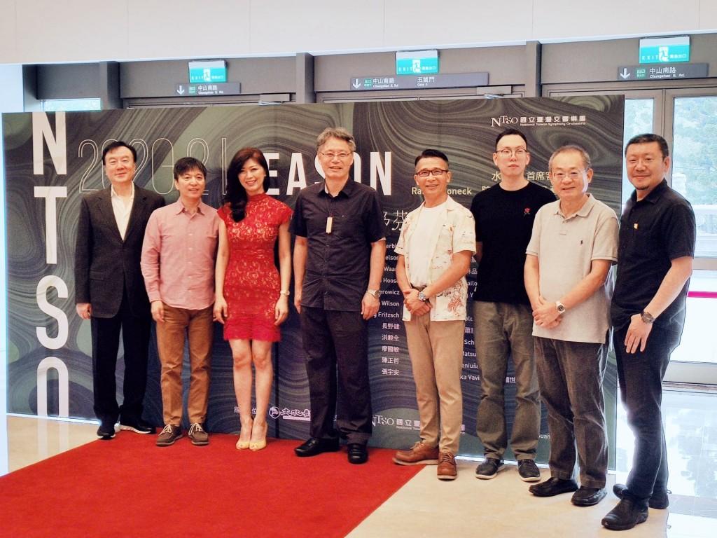 國立台灣交響樂團宣告2020/21全新樂季內容(圖/台灣英文新聞)