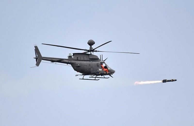 【漢光演習】新竹基地戰搜直升機•疑機械故障重摔起火 正副駕駛殉職前、選擇避開民宅