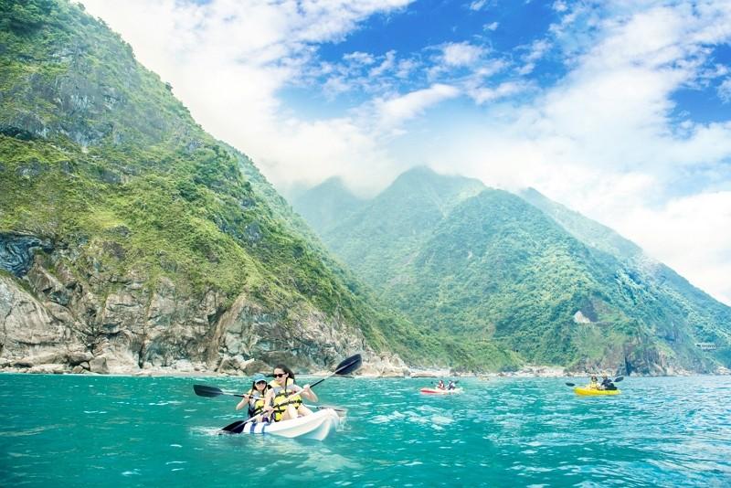 今夏到山裡避暑 四大玩樂攻略暢遊太魯閣