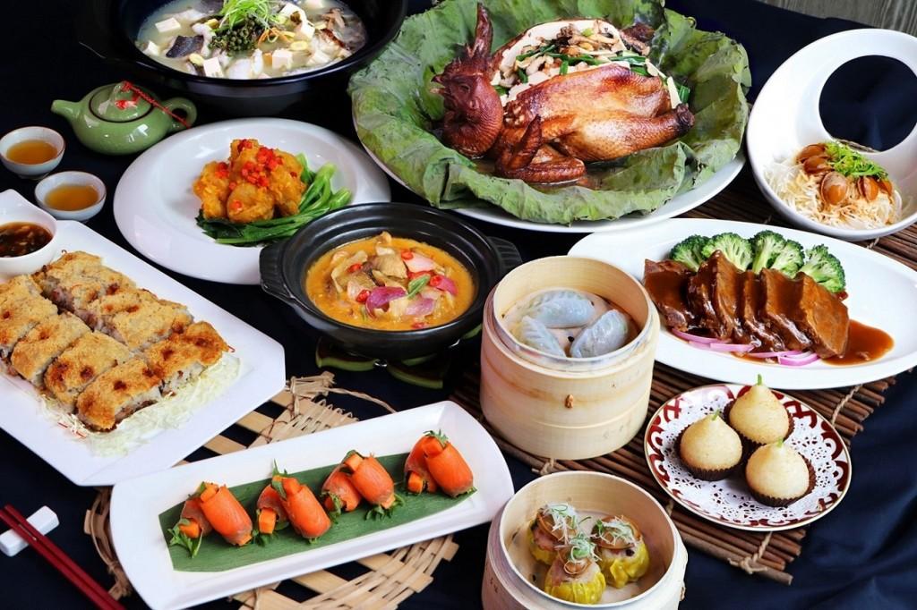板橋凱撒家宴中餐廳新菜上桌 老饕家鄉味 道道吮美味