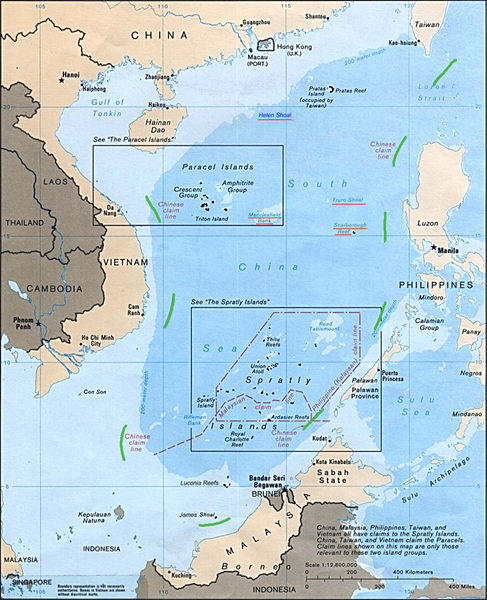 China's flawed South China Sea sovereignty claims exposed by US