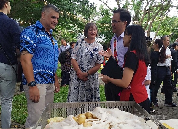 New Zealand Office showcases indigenous connections with Taiwan
