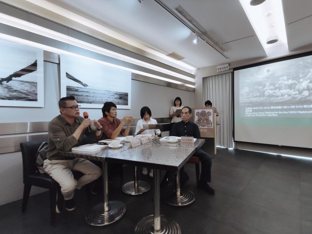 國際版畫主題展「版印潮」經典當代並存 大師創作現身台灣國美館