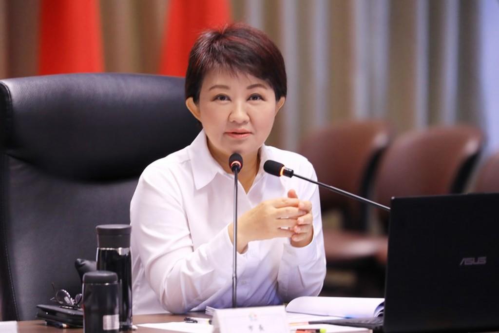 中台灣台中市長盧秀燕稱中火最大污染源 台電:誤判數值