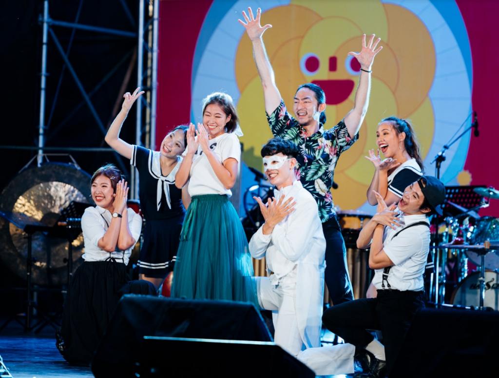 台北兒童藝術節三大主題免費活動 舞台劇、洗手舞、手搖管風琴音樂會中山堂登場