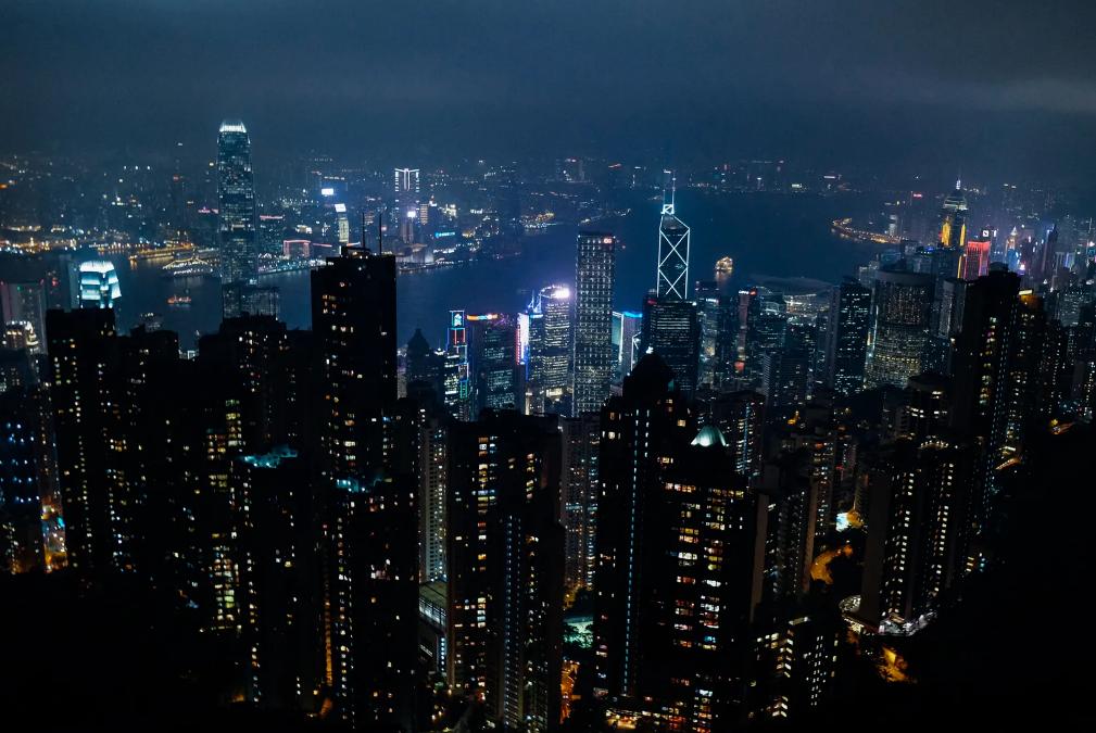 台灣今日新增一名自香港返台確診武漢肺炎個案(示意圖/Pexels)