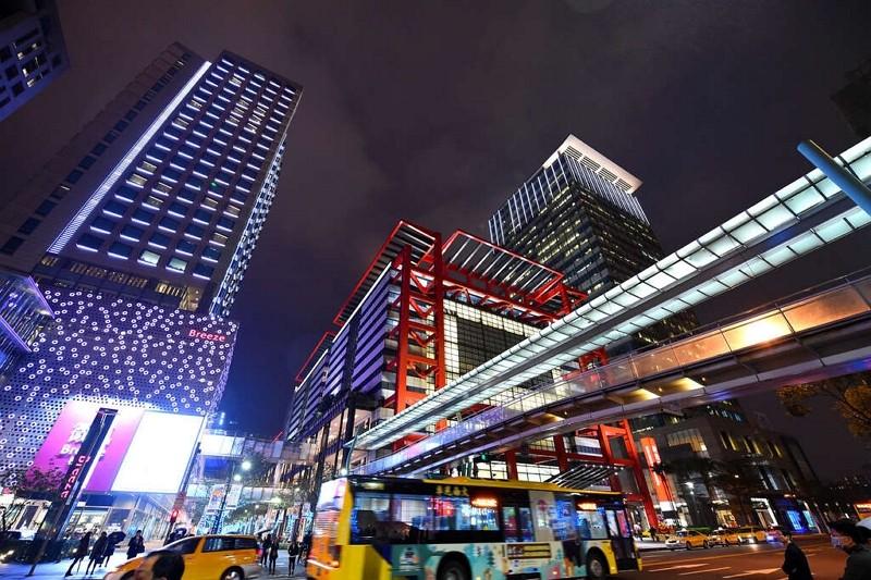 Xinyi District in Taiwan (Travel Taipei photo)