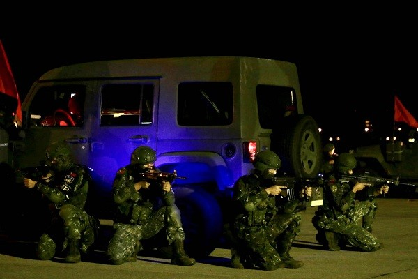 Nearly half of Taiwanese unwilling to fight to defend nation