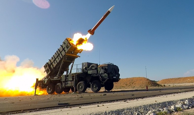 Patriot III missile system (US Army photo)