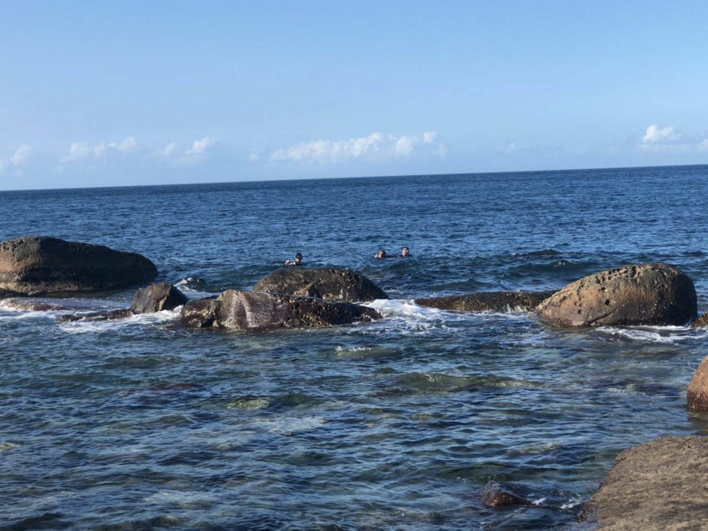 13 unexploded bombs found near popular diving spot in N. Taiwan