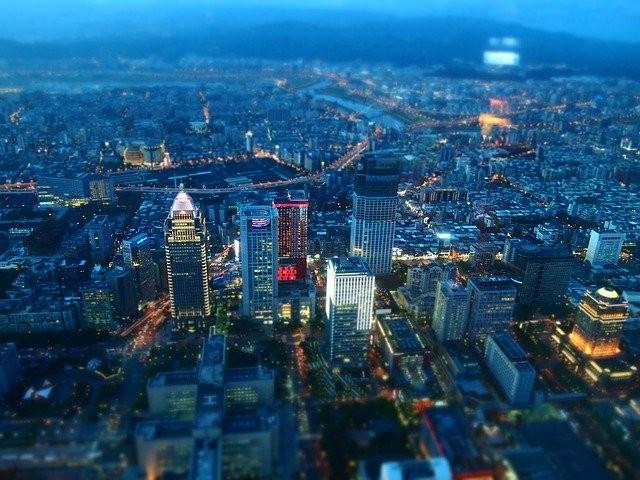 香港駐台辦事處位於台北市信義區(照片來源:Pixabay提供)