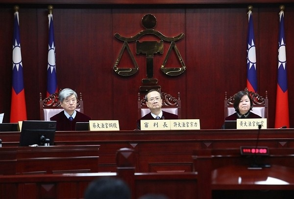 Citizen Judges Act enable Taiwan citizens to participate in criminal trials.