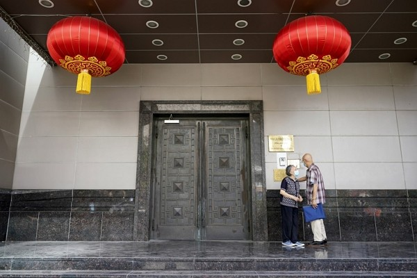 China ordered to shut down consulate in Houston.