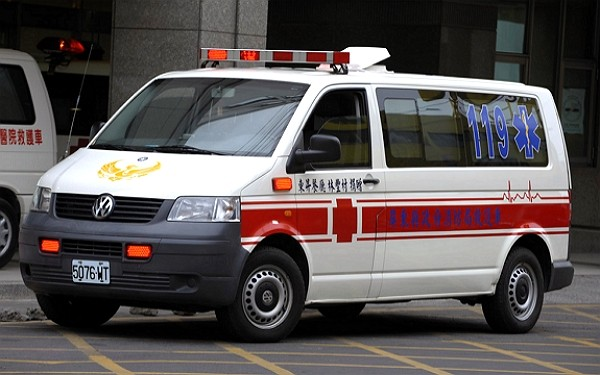 Taiwan observes increased frequency in ambulance use during first five months of 2020. (Flickr, swat_hk photo)