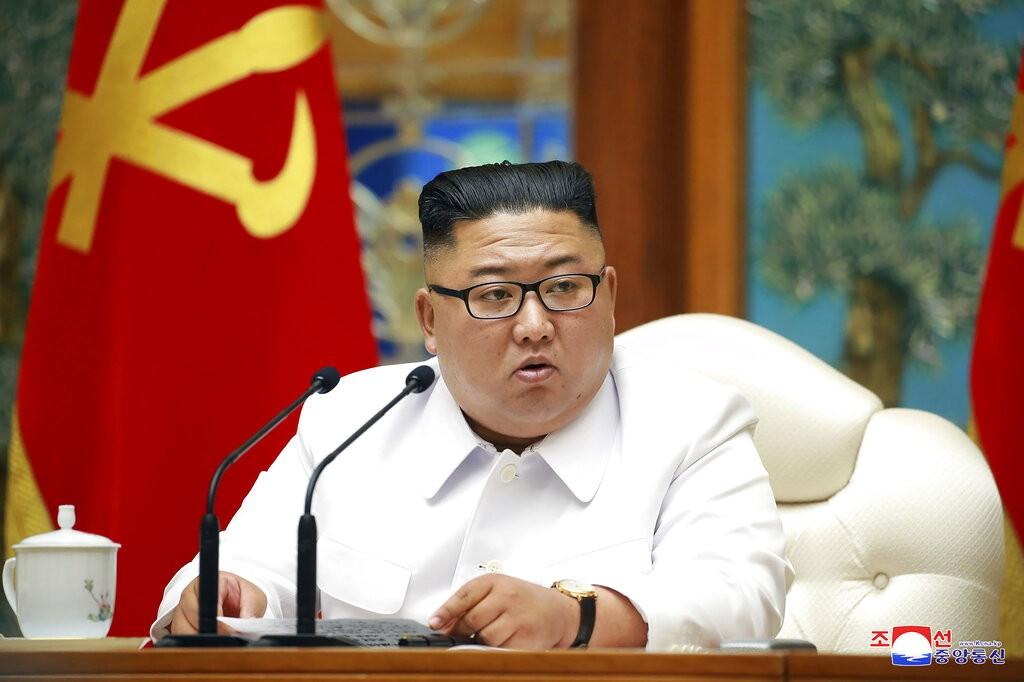 北韓領導人金正恩(照片來源:美聯社提供)